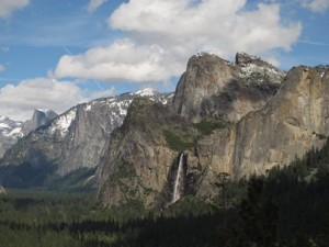 Yosemite's Bridalveil Fall