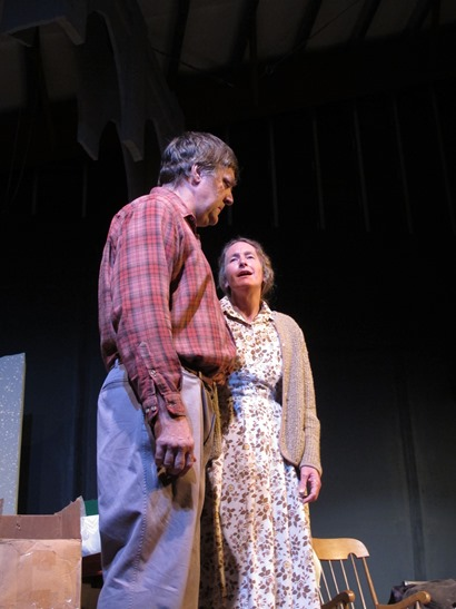 A View From the Bridge: Eddie and Bea