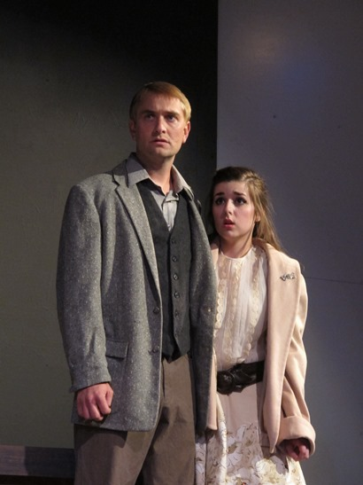 A View From the Bridge: Rodolpho and Katie