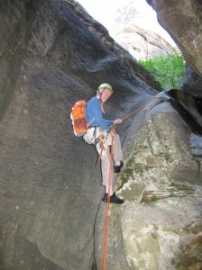 Ron On Rappel