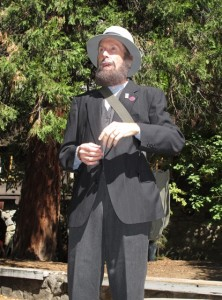 Galen Clark played by Pete Devine.  Yosemite Valley