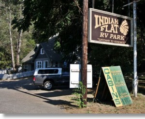 Indian Flats Campground, El Portal, CA, Yosemite Gateway