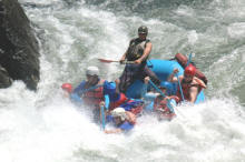 Zepher Rafting